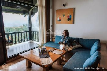 Biệt thự Samu Sapa Jade Hill (Trường Giang Sapa), tọa lạc tại chân núi Hàm Rồng thơ mộng
