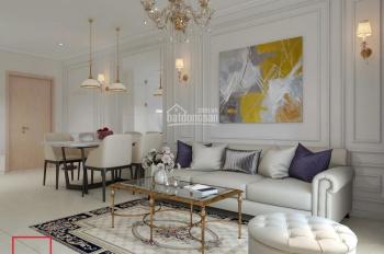 Chính chủ cho thuê căn hộ chung cư Khải Hoàn, 120m2, 3PN, nội thất đẹp, giá 13tr/th. LH: 0909466199