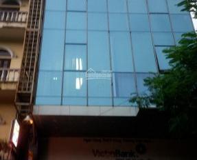 Cho thuê nhà phố Nguyên Hồng, DT 90m2 x 7 tầng, MT 5m, giá 90 tr/th