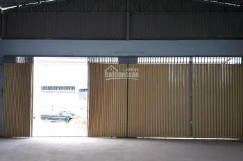 Cho thuê xưởng mới xây dựng xong 350m2 giá 15tr/tháng tại đường Tô Ngọc Vân, P. Thạnh Xuân, Q12