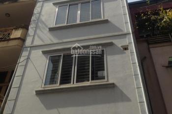 Cho thuê nhà phân lô ngõ 26 Nguyễn Khả Trạc 45m2 x 5T tiện mở văn phòng, công ty