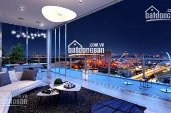 Cho thuê CH Penthouse Vinhome Central Park 300m2 có 4PN, nội thất châu Âu ở ngay, LH 0977771919