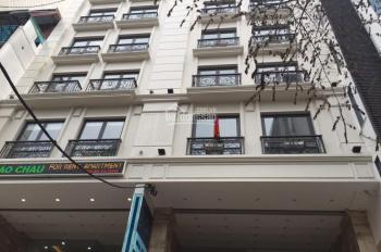 Bán khách sạn 4 sao phố Triệu Việt Vương, Hai Bà Trưng, Hà Nội, 250m2, xây 10 tầng, 45 phòng 155 tỷ