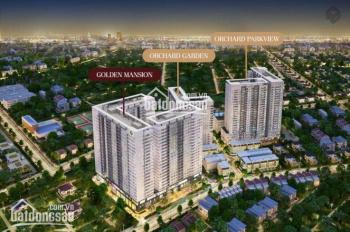 Bán căn hộ Golden Mansion 119 Phổ Quang Novaland, cập nhật giá tốt nhất từ phòng CN. LH: 0919207168