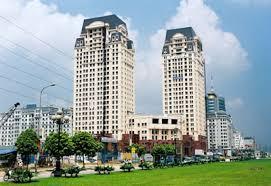 Cho thuê văn phòng tòa nhà Sông Đà - Mễ Trì DT 120m2 - 200m2 - 500m2, giá thuê 220 nghìn/m2/th