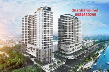 Bán biệt thự Đại Kim Garden đường Nguyễn Cảnh Dị, Định Công, DT 175 m2 giá đất 70 tr/m2 0984630299