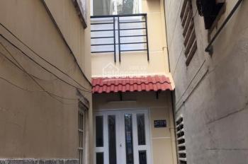 Cho thuê nhà nguyên căn mới cách mặt tiền An Dương Vương 20m quận 5