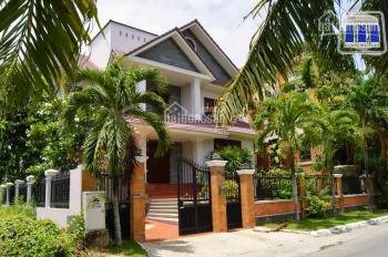 Biệt thự góc 2 MT Hồ Biểu Chánh, Phú Nhuận. DT 12x18m siêu đẹp
