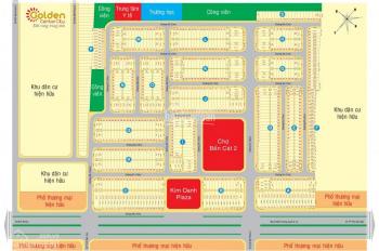 Gonden Center City, cần sang nhượng gấp nền đất nằm sát trục chính dự án, KD, buôn bán liền