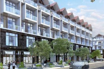 Cần bán căn nhà phố thương mại view hồ điều hòa FLC Sầm Sơn, Lux City, giá chỉ 14 tr/m2 đất