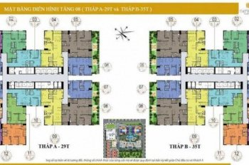 Cần bán căn hộ 2 phòng ngủ Đông Nam, Imperia - Giá 2.4 tỷ. LH chính chủ: 0902135622