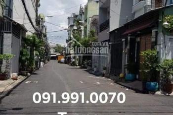 Đất đẹp DT: 4x17m công nhận 68m2 hẻm 331/70/ Phan Huy Ích, phường 12, Gò Vấp, giá 4 tỷ 380 tr