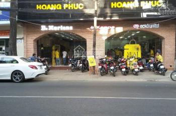 Cho thuê góc 2MT 144 146 Hai Bà Trưng & Nguyễn Đình Chiểu, DT 19x33m, giá 470 triệu/th