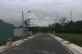 Bán đất nền dự án KDC Nguyễn Bình Nhà Bè ngay cầu Bà Sáu, chỉ 799tr/nền, sổ riêng. LH 0938513545
