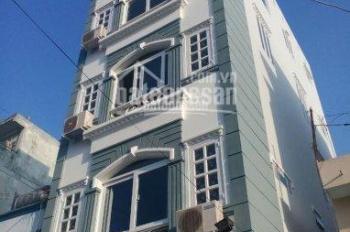 Cần bán gấp nhà mặt tiền Võ Văn Kiệt, 4.8x17m, trệt 3 lầu, vỉa hè 10m, cho thuê 65tr/th giá 18 tỷ