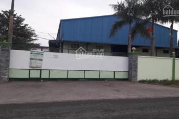 Cho thuê nhà xưởng 2300m2 giá cho thuê 65tr/tháng, ở Thạnh Xuân, quận 12