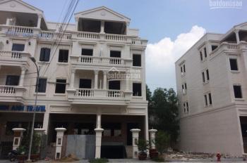 Nhà mới xây cho thuê 5x20m 1 Hầm 3 lầu KDC Cityland LH 0909611113