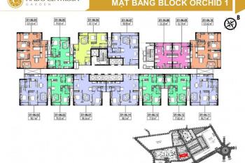 Chính chủ cần chuyển nhượng gấp căn Hà Đô Centrosa 3PN, tòa 01 giá thỏa thuận. LH: 0906.2341.69