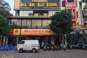 Cho thuê MP Hoàng Cầu 350m2, LH 0906218216