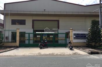 Cho thuê nhà xưởng 3200m2, giá 150tr/th sắp hết HĐ tại Lê Văn Khương, phường Hiệp Thành, quận 12