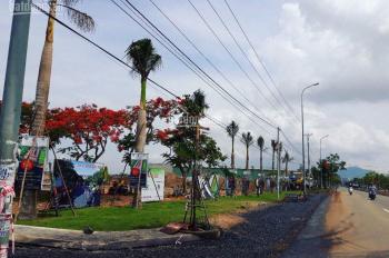 Cần tiền bán gấp 2 lô đất mặt tiền đường Tỉnh Lộ 44 hướng đi Long Hải giá 720tr/nền. LH 0981440092