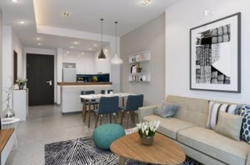 Bán gấp căn hộ Galaxy 9, nhà đủ nội thất, 2PN, giá 3.6 tỷ. LH: 0906.378.770