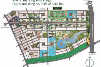 Ông anh mình cần bán gấp một nền tại khu đô thị mới Đông Tăng Long, DT 168m2, giá chỉ 22.7 tr/m2
