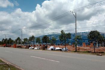 Thanh toán 480tr mua ngay 150m2 đất thổ cư 100%, trong khu đô thị Becamex, HT vay 70%. 0967151723