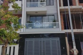 Bán nhà KDC đường Nguyễn Hữu Thọ, trung tâm Q7, DT 5 x 20m, 1 trệt 3 lầu. LH 0907.633.774