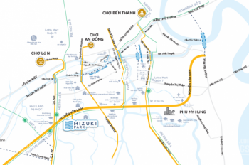 50 nền cuối KĐT Dương Hồng, Bình Chánh vị trí đẹp, Bình Hưng, Bình Chánh, giá chỉ 890 tr/nền, SHR