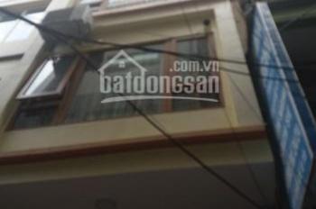 Nhà ngõ 158/1 phố Nguyễn Khánh Toàn, DT 45m2 xây 5 tầng, giá 15 triệu/th