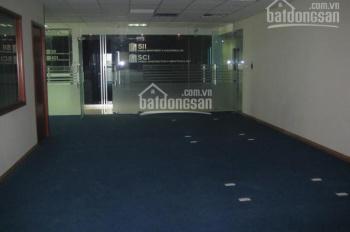 Cho thuê văn phòng phố Nguyễn Chánh tòa nhà Richy 60m2, 150m2, 500m2, giá 240.000đ/m2/th