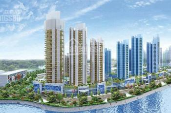 Sang nước ngoài cần bán lỗ căn hộ 85m2 Palm Heights - khu đô thị Palm City - 0907098061