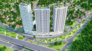 Intracom - chân cầu Nhật Tân, giá chỉ từ 870 triệu, căn 2 phòng ngủ, Lh: 0972577792