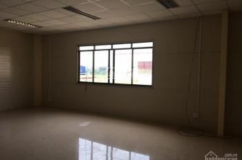 Cho thuê xưởng 1200m2 giá 45tr/tháng vừa hết hợp đồng may mặc tại Song Hành, Tân Xuân, HM