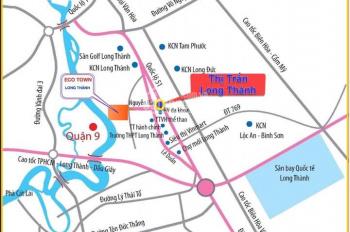 Mở bán dự án Eco Town quỹ đất đẹp nhất ngay TTHC huyện Long Thành. LH 0933645918