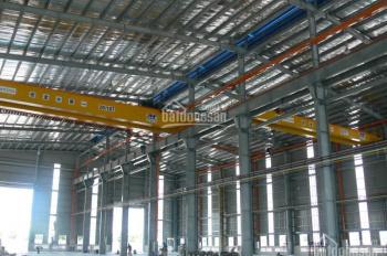 Cho thuê kho xưởng DT: 1500m2, 2500m2, 4000m2, 7000m2 tại KCN Thạch Thất Quốc Oai, Hà Nội