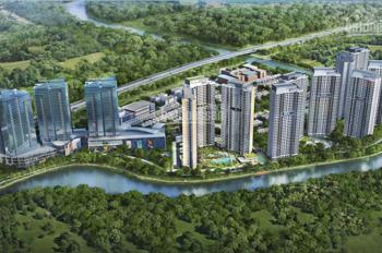 Bán căn hộ Palm Heights 2PN, view sông chủ đầu tư Singapore Keppel Land
