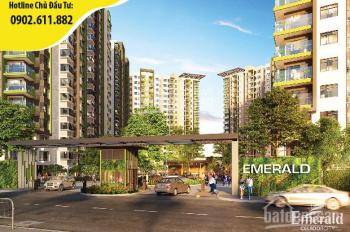 Chính chủ bán 2PN, 2WC, 71m2 khu Emerald, Celadon City, 2 tỷ 6, nhận nhà Q3/2019, 0902611882