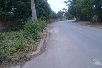 Cần bán mảnh đất sổ đỏ mặt đường Quốc Lộ 35 ở, xã Minh Phú, Sóc Sơn. Diện tích: 200m2-400m2 sổ