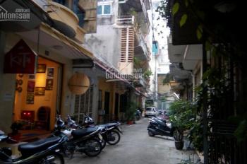 Bán nhà đường Trần Hưng Đạo, vị trí đẹp, ngõ ô tô rộng, mặt tiền đẹp, 53m2, 11.2 tỷ