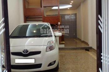 Nhà Vương Thừa Vũ thông ra Ngã Tư Sở, 55m2 x 4T, giá 4.35 tỷ, ô tô vào nhà đường 5m, KD: 0936109189