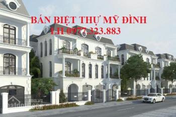 Chính chủ bán biệt thự B9, B10 280m2 Vinhomes Gardenia giá gốc từ CĐT 31tỷ. LH 0977323883