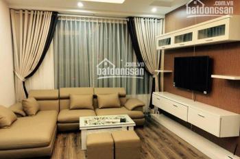 Chính chủ cho thuê căn hộ 102m2, 3pn CC 106 Nghĩa Đô, full đồ 9 triệu/th. LH: 0986.763.286