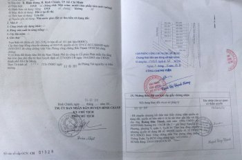Bán đất mặt tiền Phạm Hùng, giá chỉ 35 triệu/m2, đã có sổ hồng, LH 0866699088 Mr Bằng