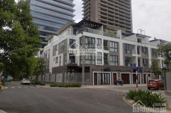 Bán căn nhà phố Hà Đô Centrosa Garden, DT: 8x15m, 1 trệt, 3 lầu, đã hoàn thiện nội thất