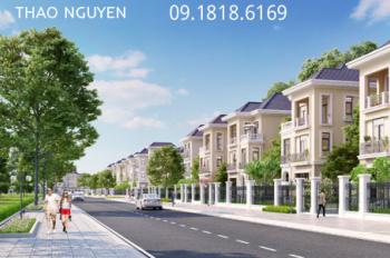 Bán biệt thự đô thị Yên Hoà, Cầu Giấy, Hà Nội nhà đã hoàn thiện ở vị trí cực đẹp, 256m2, giá 45 tỷ