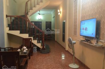 Cho thuê nhà riêng ngõ 32 An Dương, Yên Phụ. DT: 75m2x5 tầng