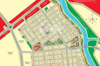 Đất nền Bến Cát - Mega City giá rẻ chỉ 680tr/nền đối diện chợ kinh doanh đông đúc, sổ đỏ thổ cư