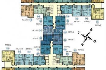 Chính chủ bán căn CT1A 1106, CT1B 1009 Hà Nội Homeland, thành phố. LH: 0986493535